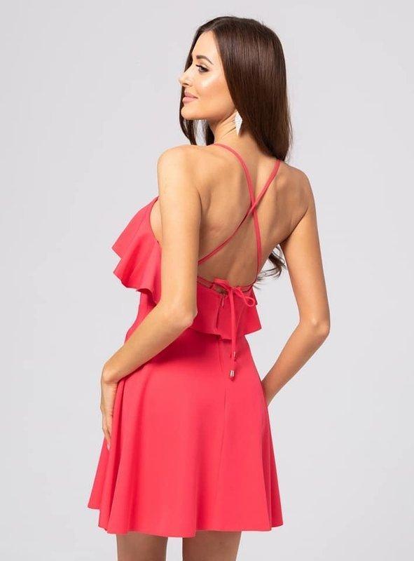 Sukienka Megan-koral
