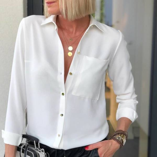 Koszula Verra- biały